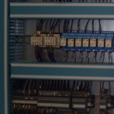 Armoire electrotechnique photo